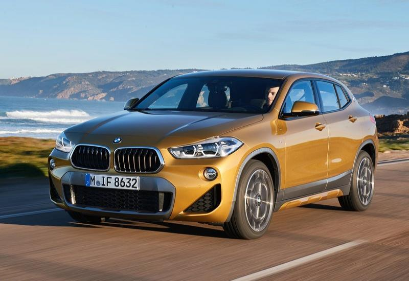 Bmw X2 sDrive18d Business-X