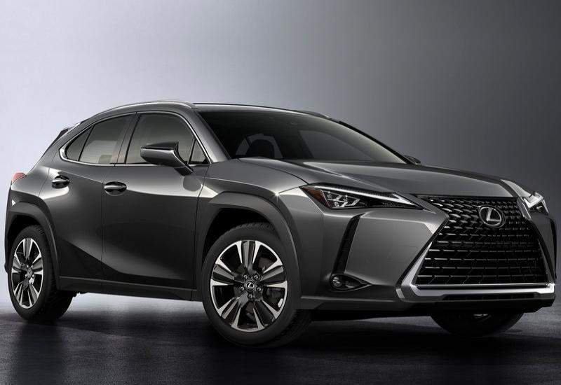LEXUS UX Hybrid Business